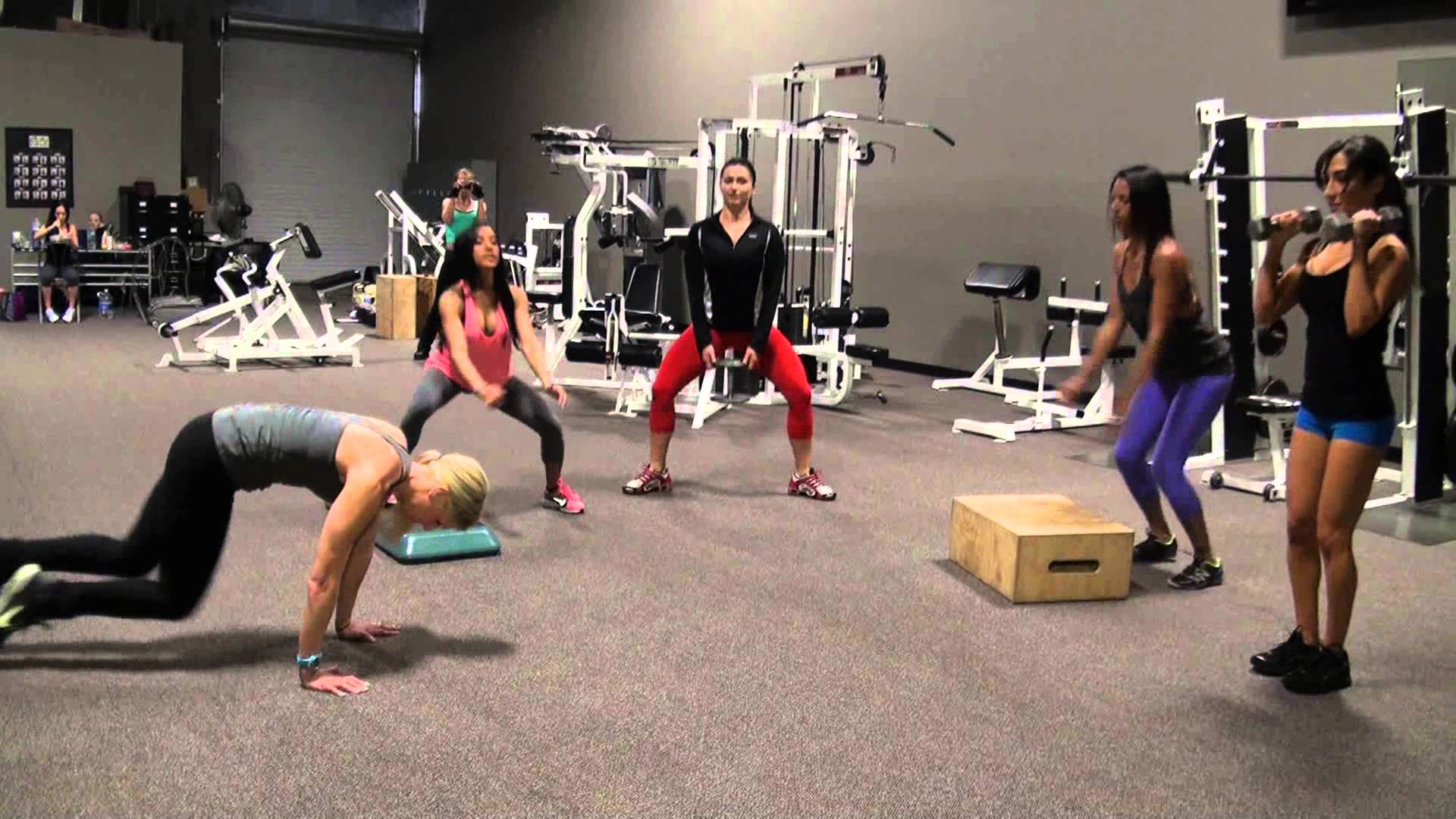 Introducing Small Group Training To The Athletic Circuit Timesaving Fullbody Fitnessrx For Women Fitworks Equipment